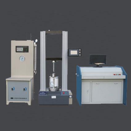 KSZ-10A沥青混合料三轴试验仪(闭式法)