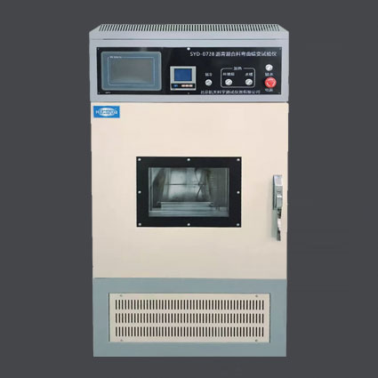 SYD-0728沥青混合料弯曲蠕变试验机