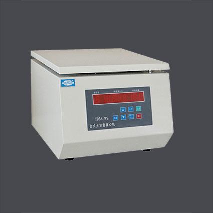TD5A-WS台式大容量低速离心机