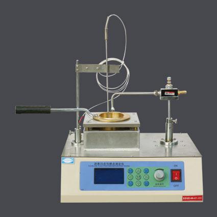 沥青闪点与燃点测定仪