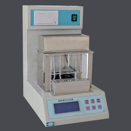 SYD-2806J沥青软化点试验仪(电脑四路液晶)