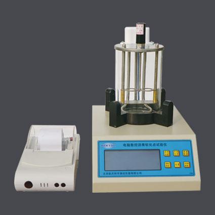 SYD-2806H沥青软化点试验仪(液晶高温打印)