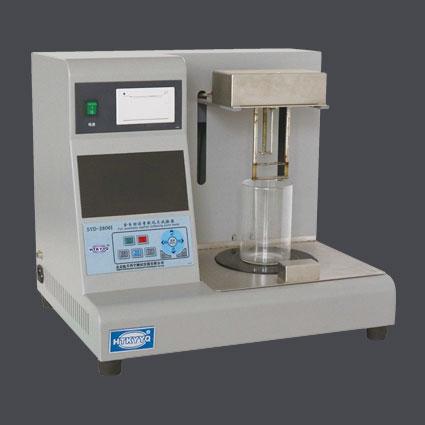 SYD-2806I沥青软化点试验仪(电脑四路液晶)