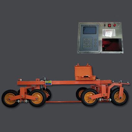 LXBP-5A智能八轮平整度仪(小屏轻型无线采集)